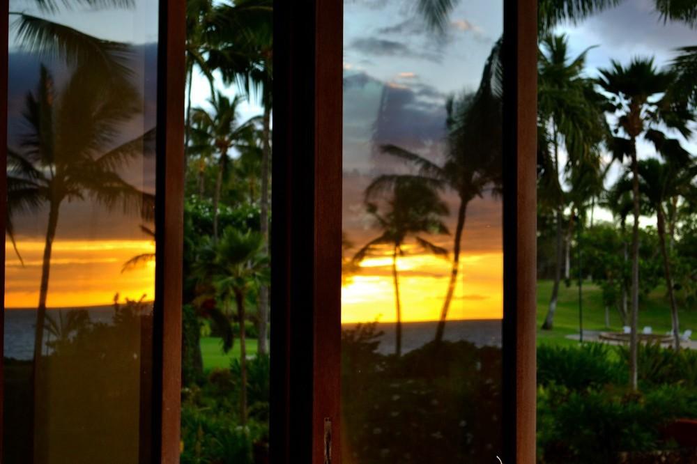 Maui - Makena Sunset