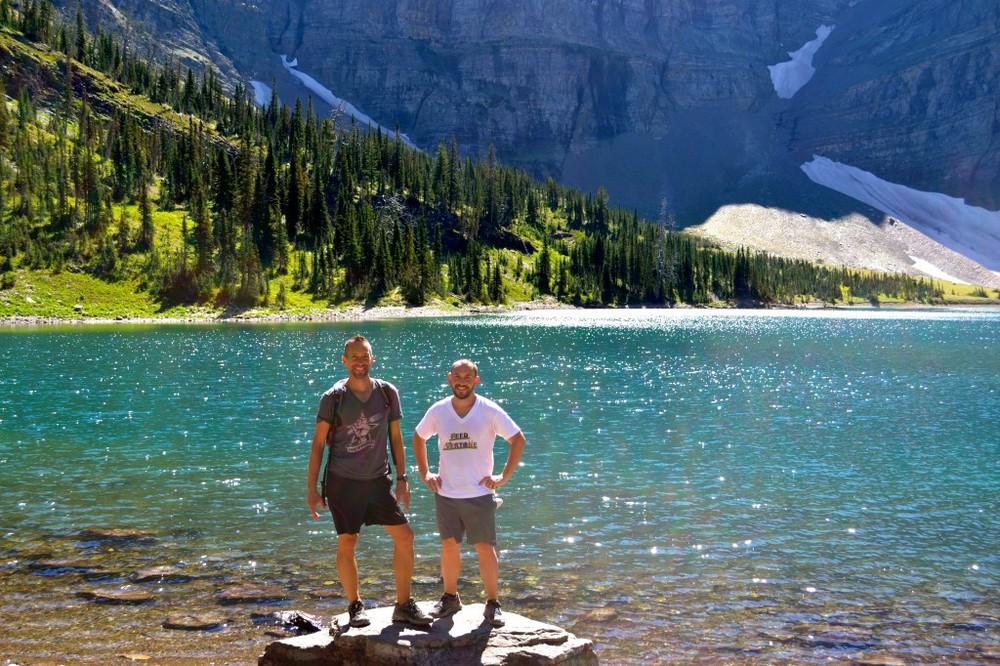 Triple Crown / Fantastic Four – Glacier Waterton Peace Park