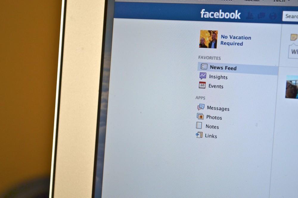 social media crack = Facebook.