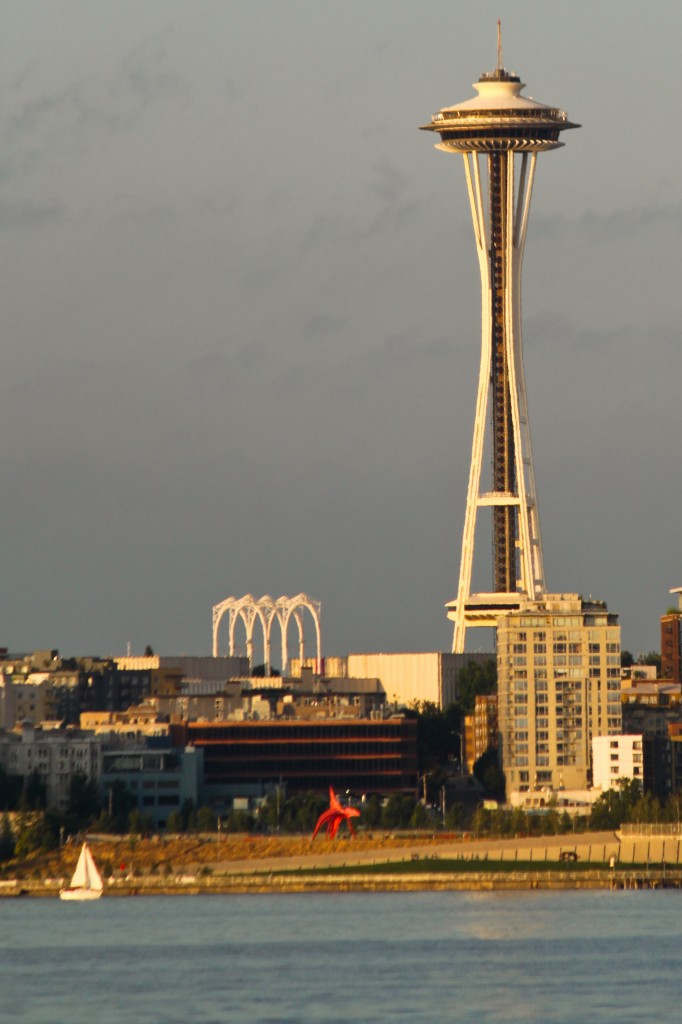 Sailing by the Needle
