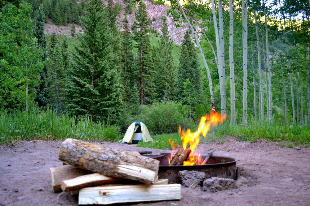 What makes a great campsite