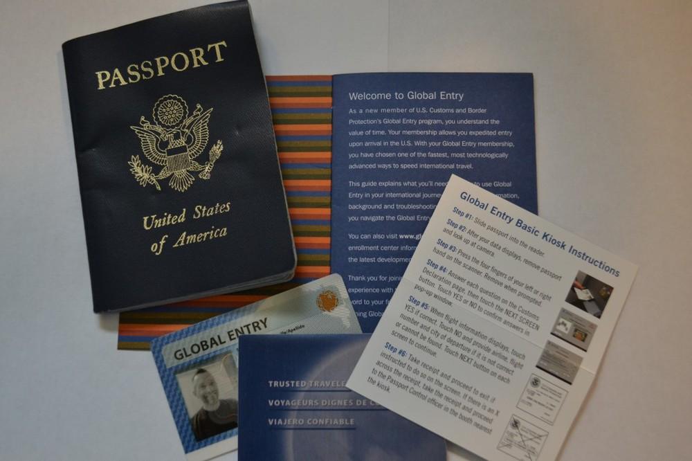 Global Entry Trusted Traveler Program