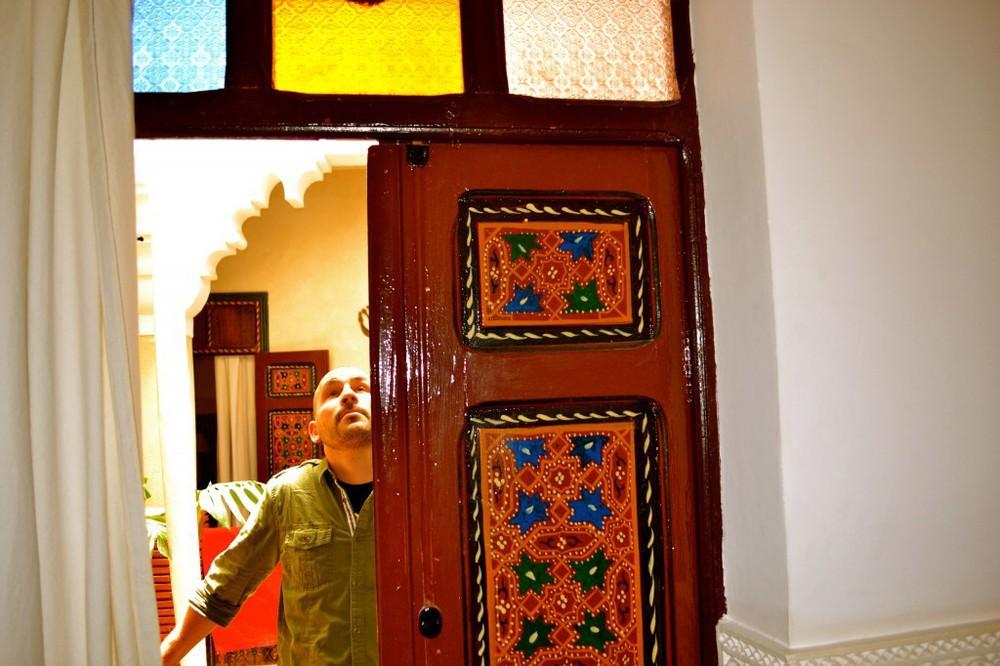 Marrakech Riad - Morning