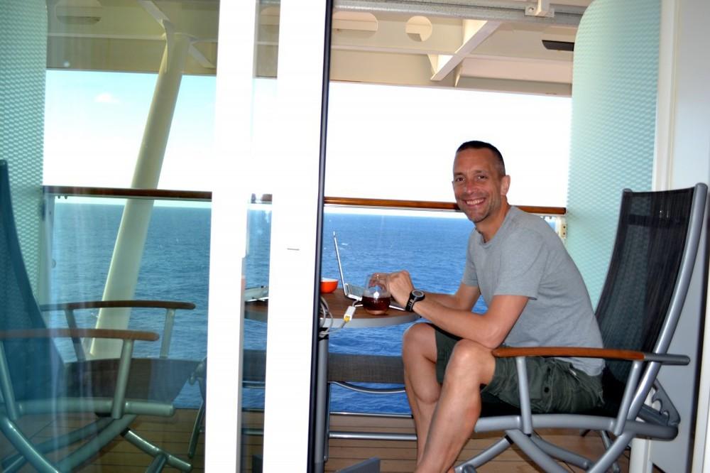 Celebrity Cruises –Solstice Class Ship – Aqua Class Stateroom