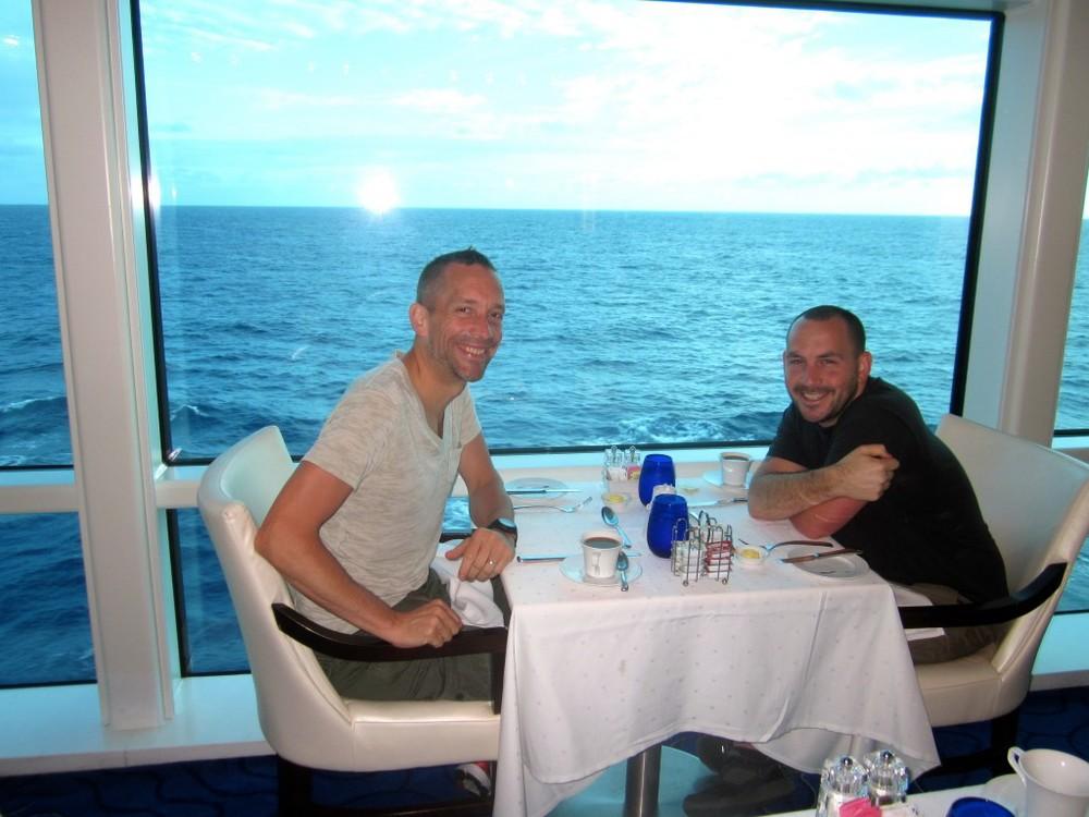 Celebrity Cruises –Solstice Class Ship – Blu Restaurant