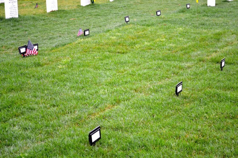 Arlington National Cemetery – Section 60 – Washington DC