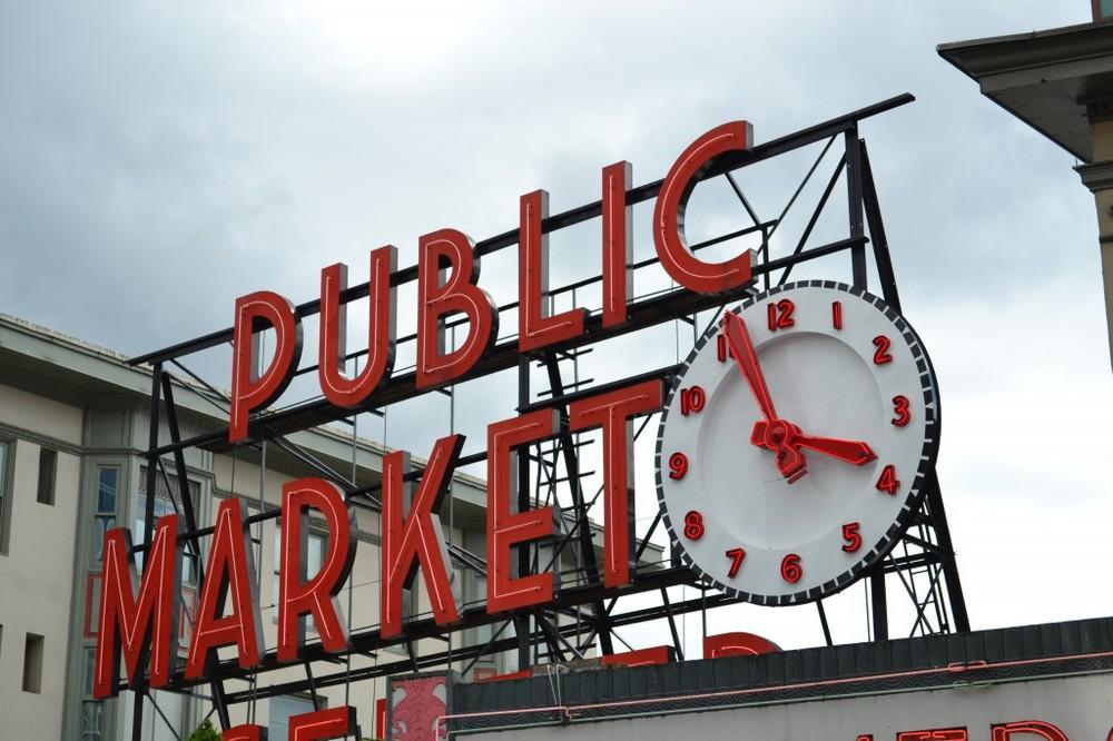 Pike Place Market - Seattle, Washington