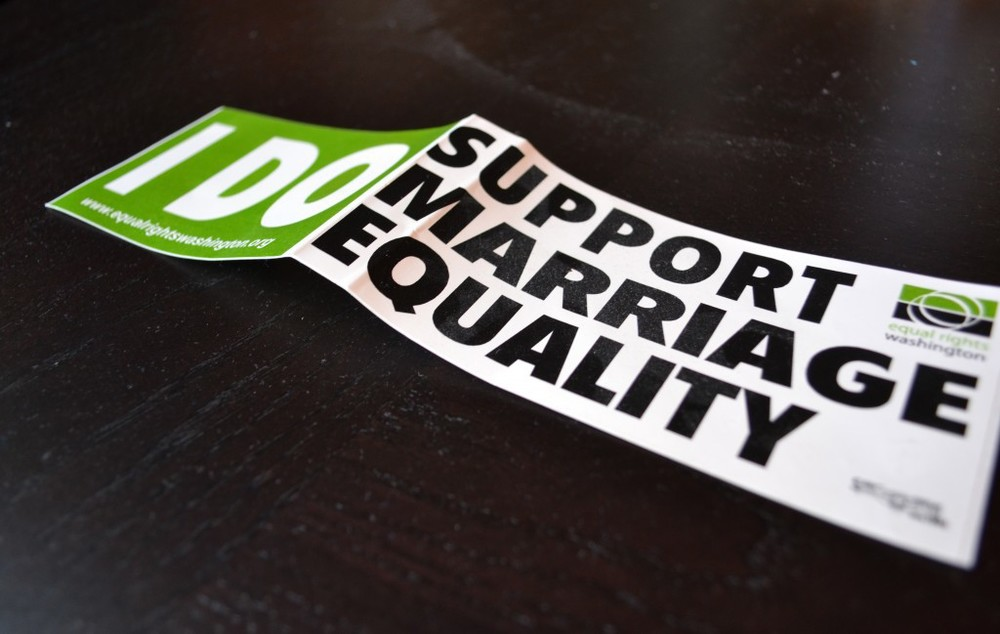 Marriage Equality - Equal Rights Washington
