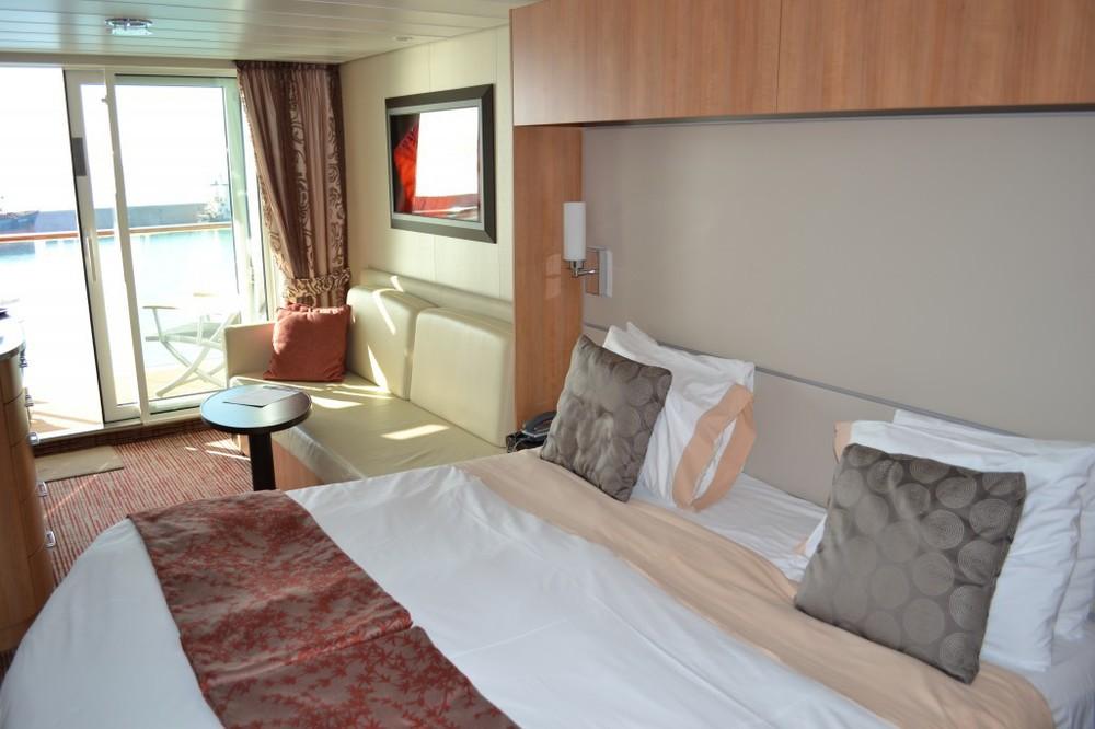 Transatlantic cruise on Celebrity
