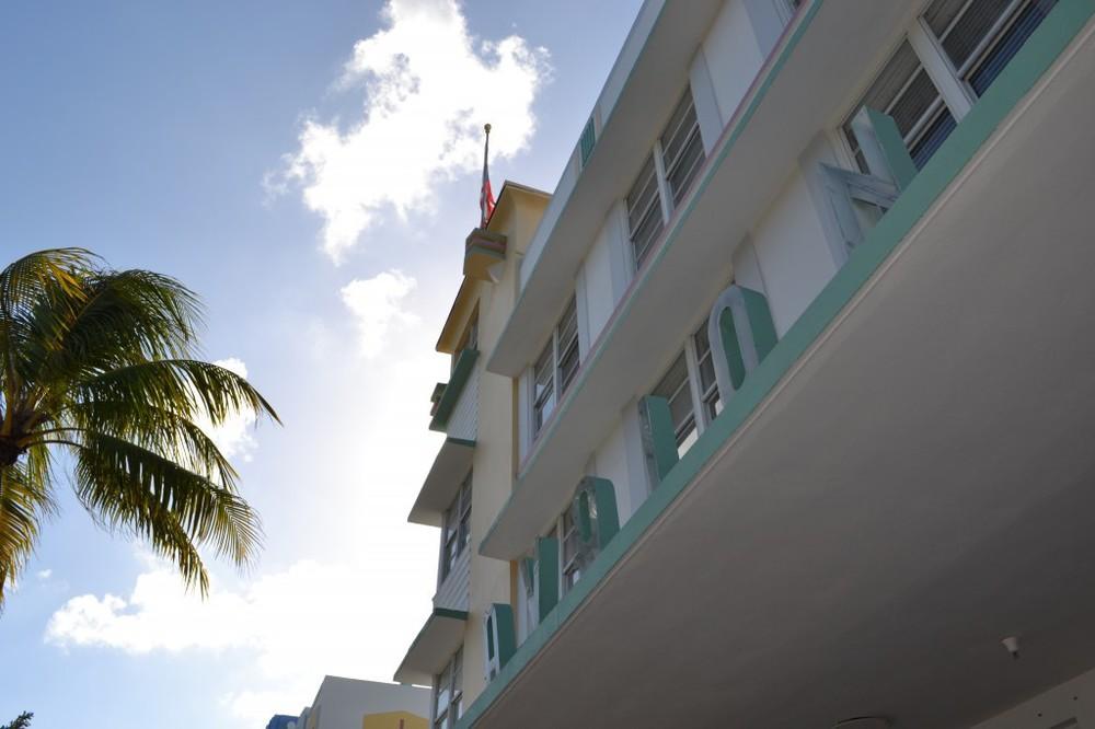 Miami South Beach Architecture 1