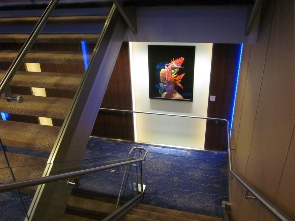 Stairs of Yin-Yang