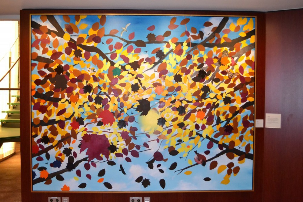 Craig Kuchia - Canopy of Trees