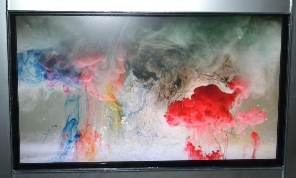 Tone Kristin Bjordam - video: ink and liquid
