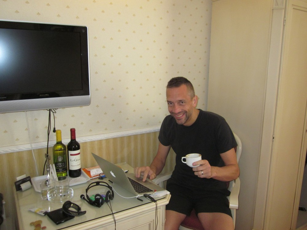 Rome - Working