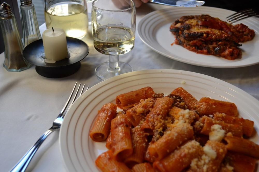 Rome - Lunch