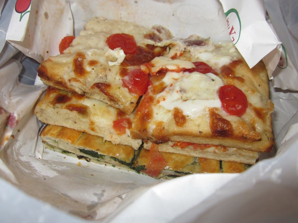 Rome - pizza