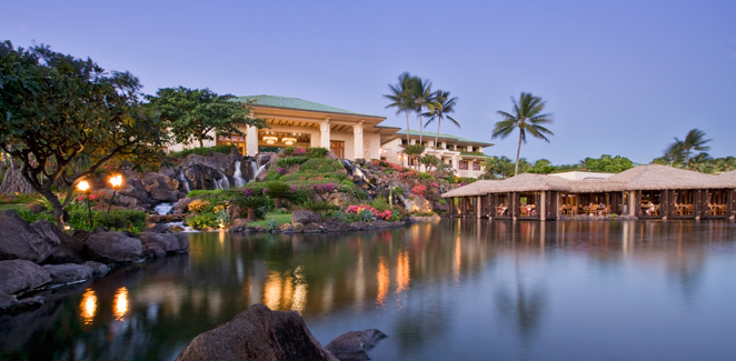 Grand hyatt Kauai - from their website