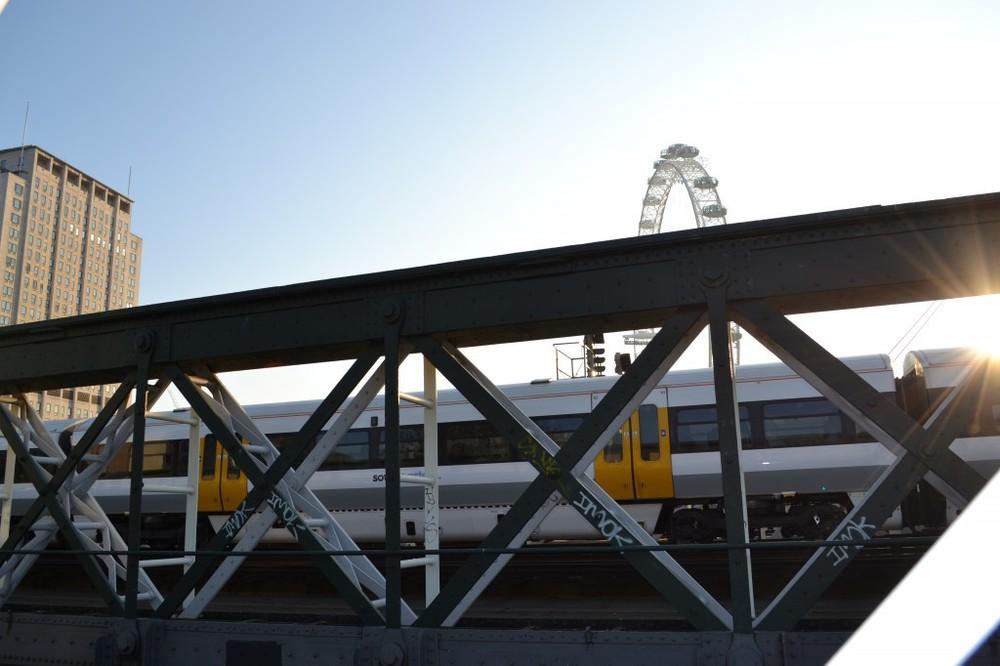London - metro