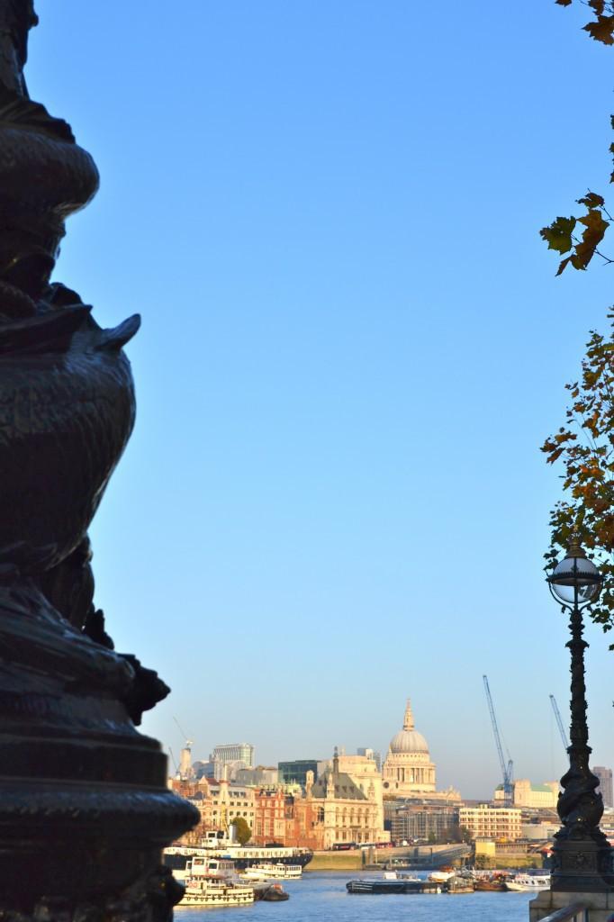 London esplanade
