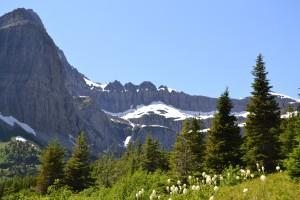 Glacier - hiking
