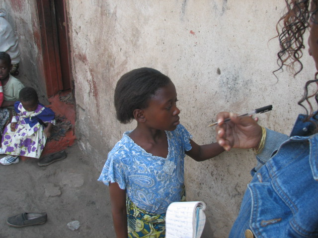 Ailess in Zambia