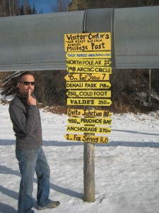 Fairbanks - March 2010