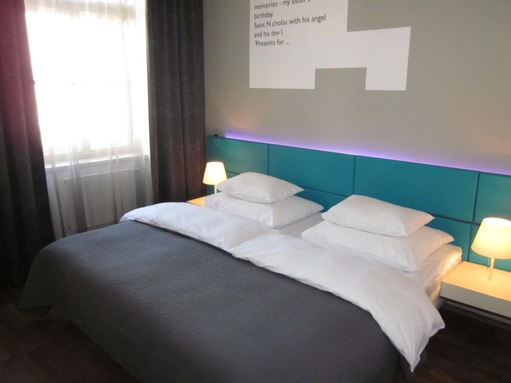 Moods Hotel - deluxe room
