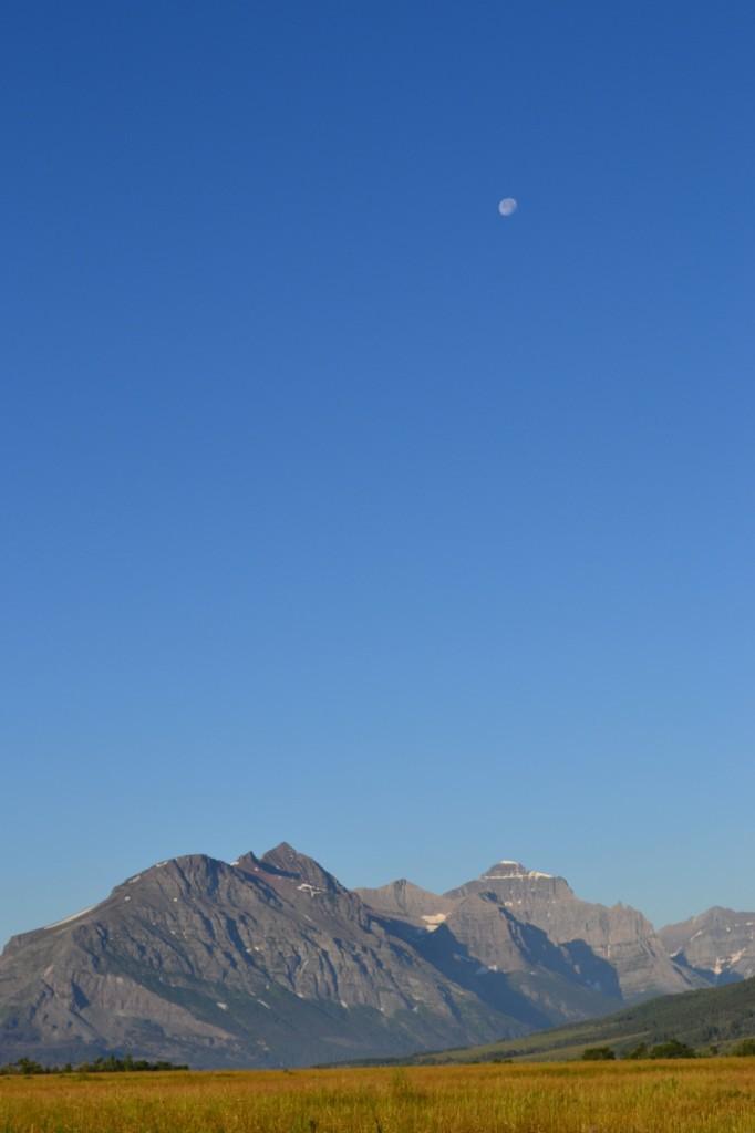 Glacier NAtional Park - early morning