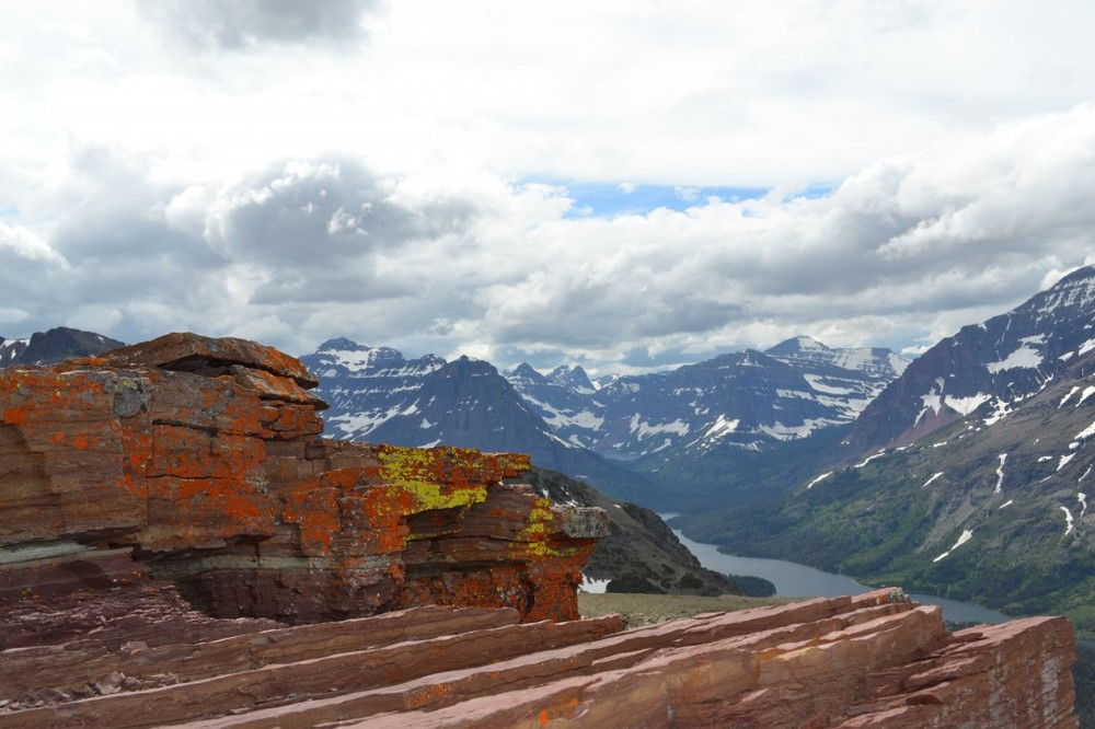 Glacier National Park - Scenic Point