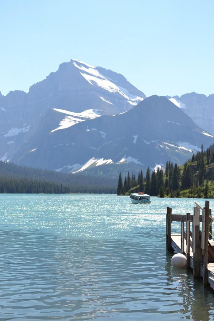 Josephine Lake - Glacier NP