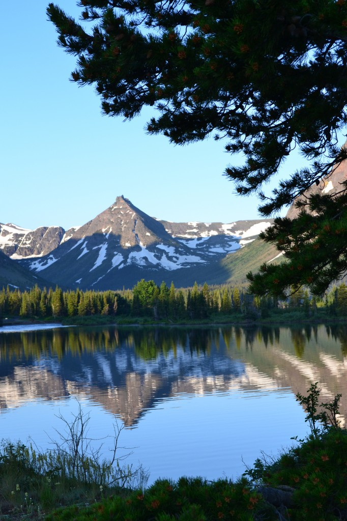 Glacier National Park - Two Medicine Lake