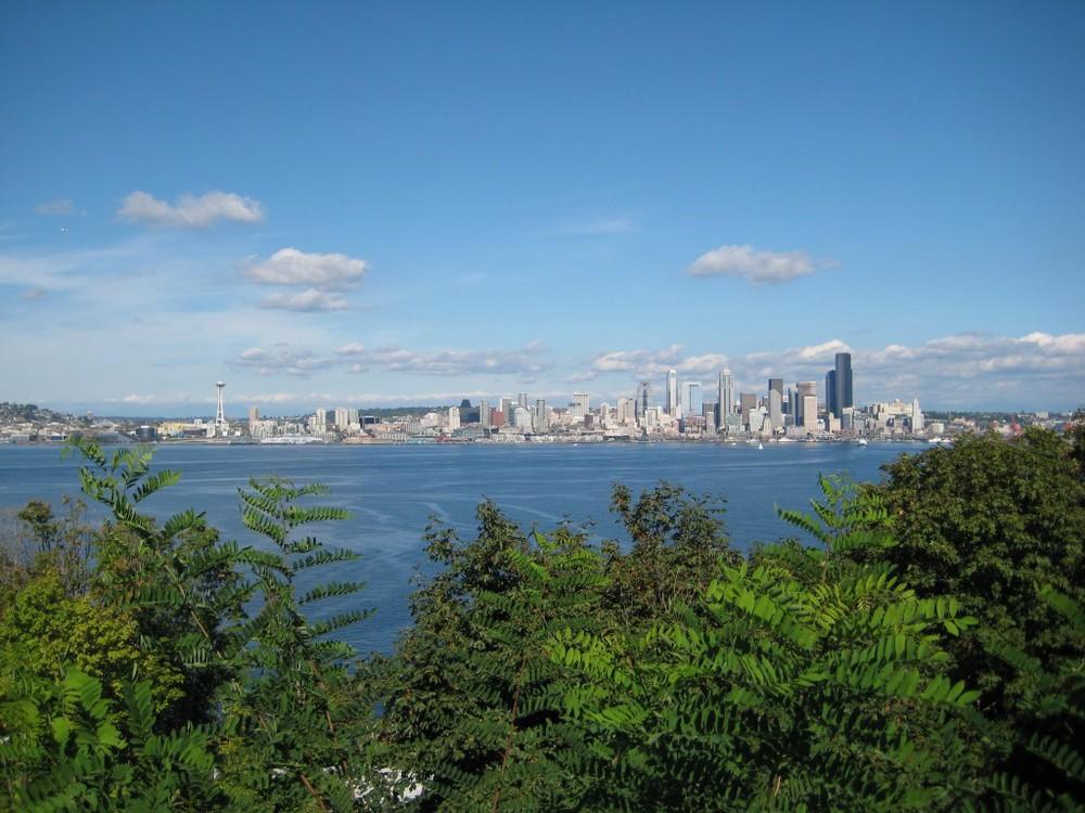 Homebase = Seattle