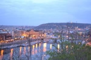 Prague - early morning