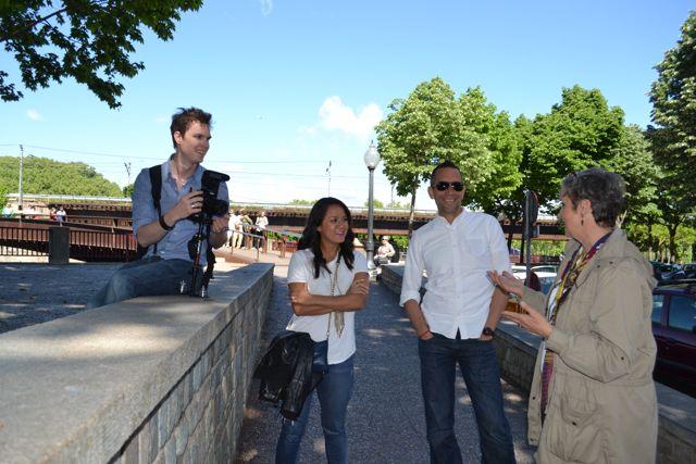 Girona city tour.