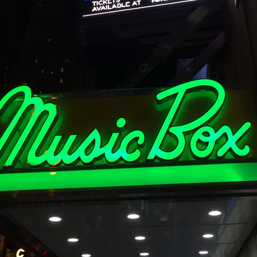 Music Box Theater.