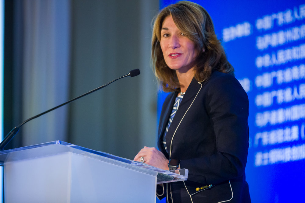 Karyn Polito Massachusetts Lieutenant Governor