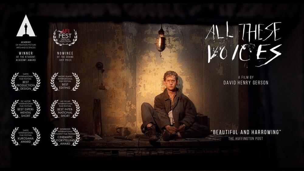 All These Voices: Set Stills, Art Dept. (Student Academy Award Winner)