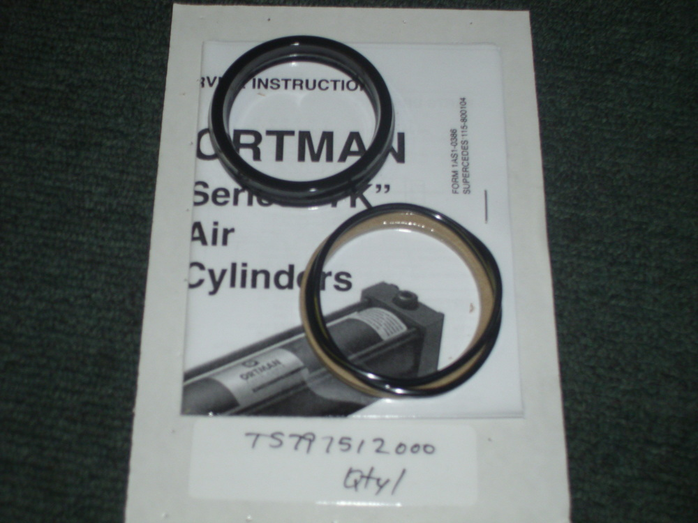 "CYL0002 (Cylinder 2.5"" tube seal kit TS797512000 S/N761698A)"