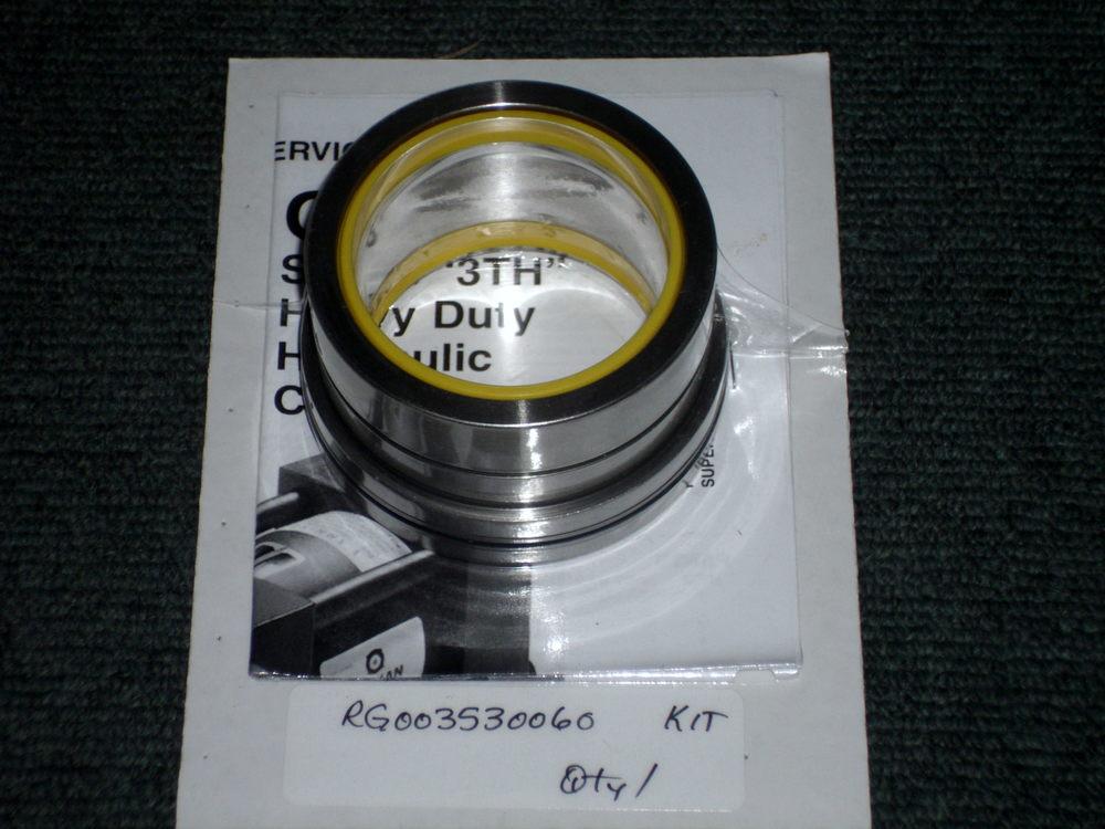 """CYL0005 (Cylinder rod gland kit 2.5"""" for ortman RG003530060 3th std S/N 761562A)"""