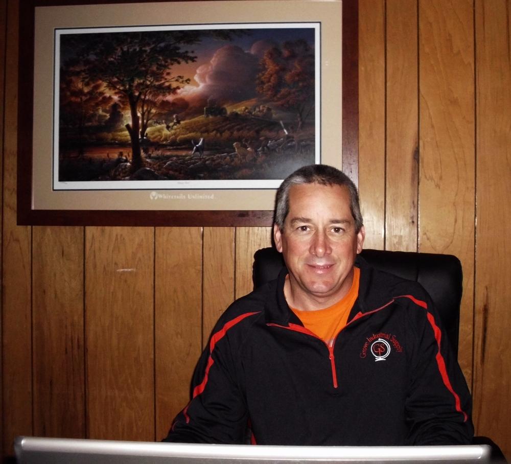 GIS     President Kurt Grove