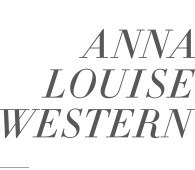 Anna Louise Western | Photography and Styling