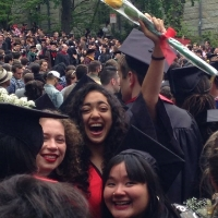 Brown University Graduation