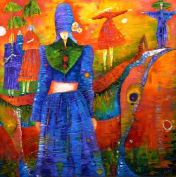 The Woman's Magic Hat