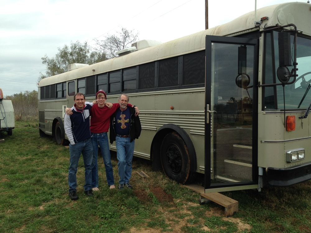 Thomas Sam Glenn and the RV.JPG