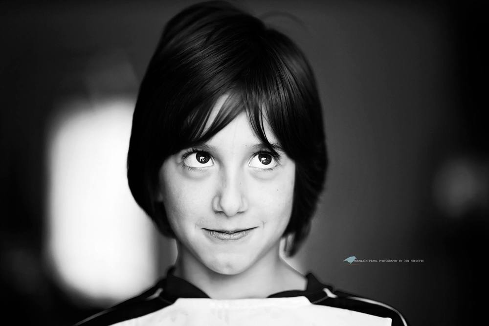 Shea Francis: Age 7 1/2