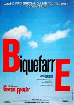 Biquefarre movie poster