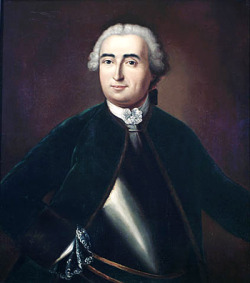 Louis-Joseph, Marquis de Montcalm. Source: Library and Archives Canada/MIKAN 2895029