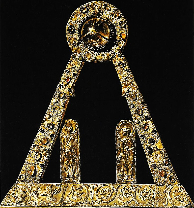 "The ""A"" of Charlemagne"