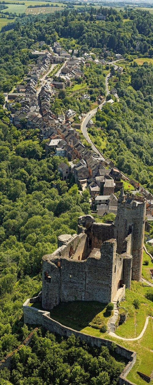 Najac and its Château