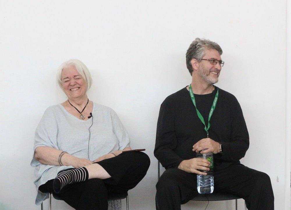 Catherine Fitzmaurice & Saul Kotzubei